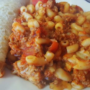 Rustic Farm to Fork-Beef Goulash