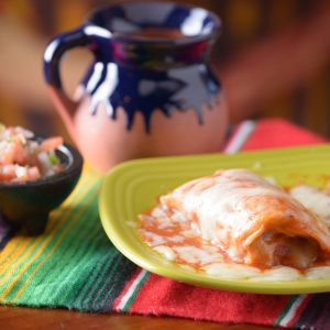 Rustic Farm to Fork-Enchiladas