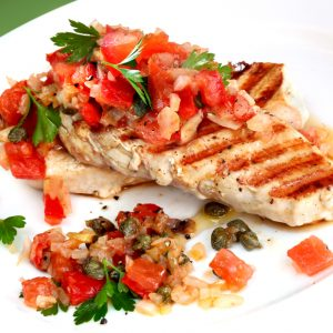 Rustic Farm to Fork-Salsa Chicken
