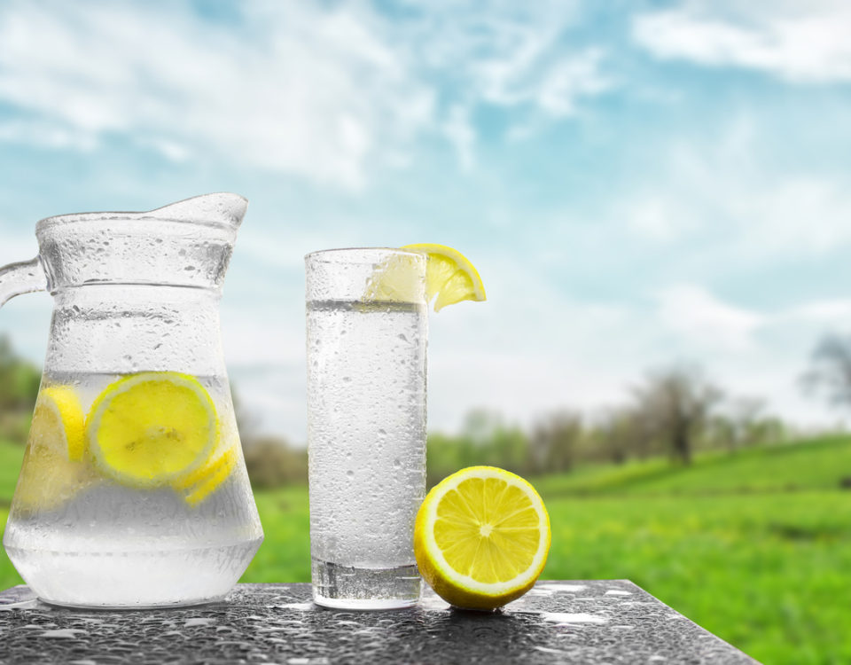 Rustic Farm to Fork-Drink More Water Tips