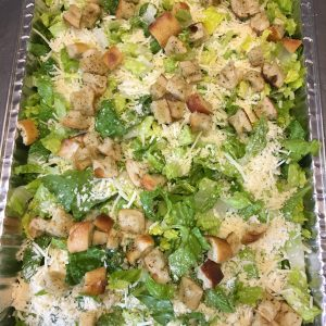 Rustic Farm to Fork - Ceasar Salad